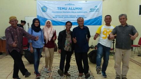 Pengurus Alumni Terpilih