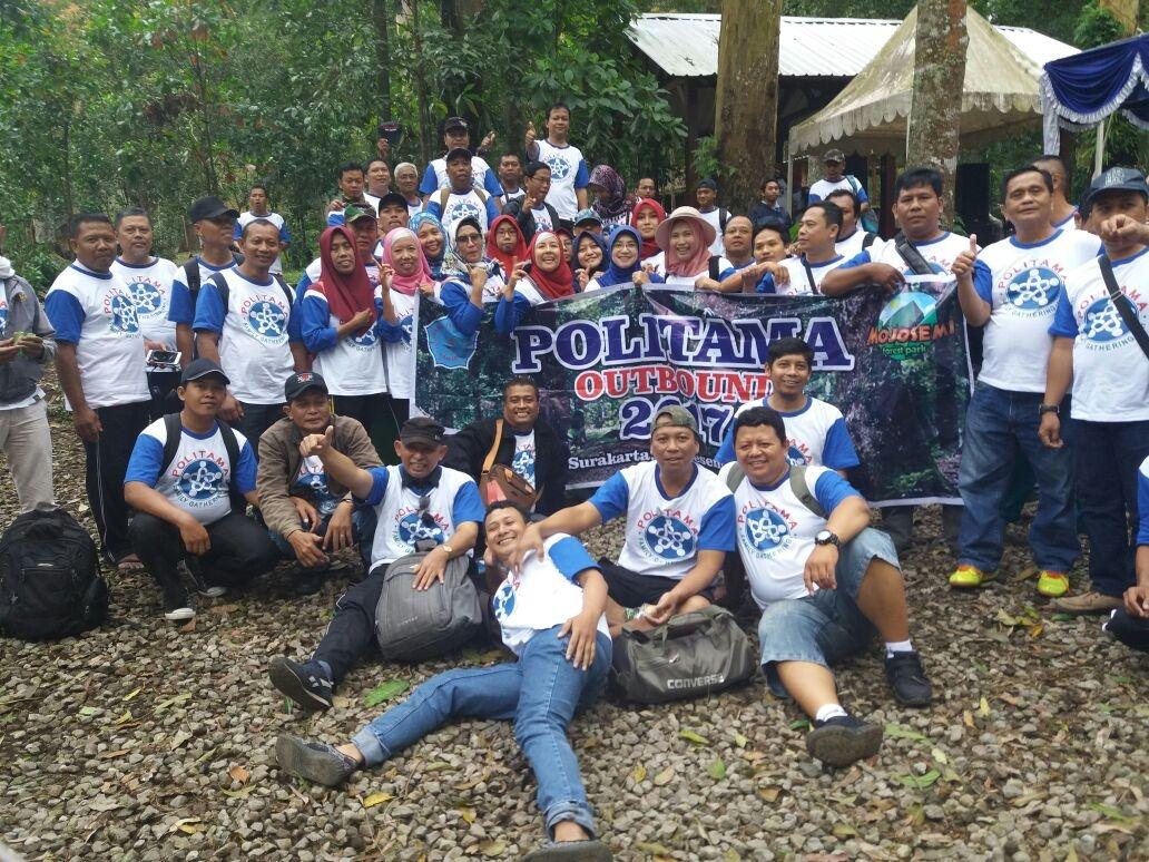 Outbond Karyawan dan Alumni